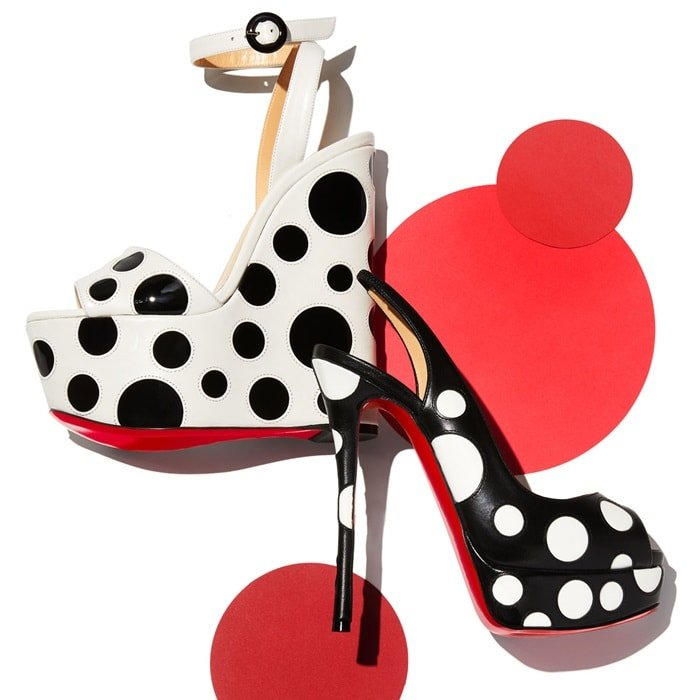 Polka Dot Shoes for Women from Christian Louboutin