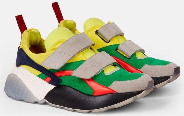 'Eclypse' Color Block Sneakers