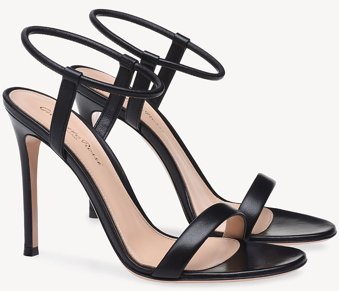 Gianvito Rossi Jaime Sandals