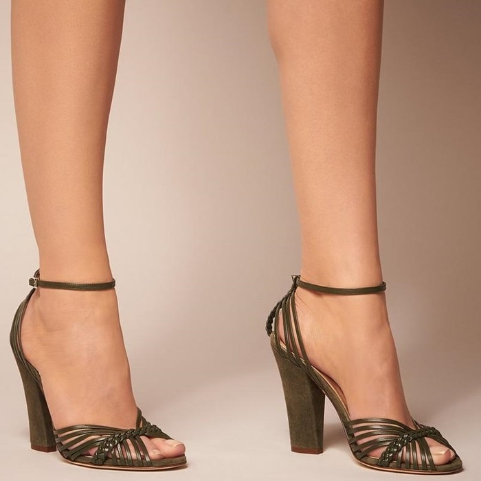 Lilybelle is the new season shoe set to add a touch of on-trend drama to every outfit