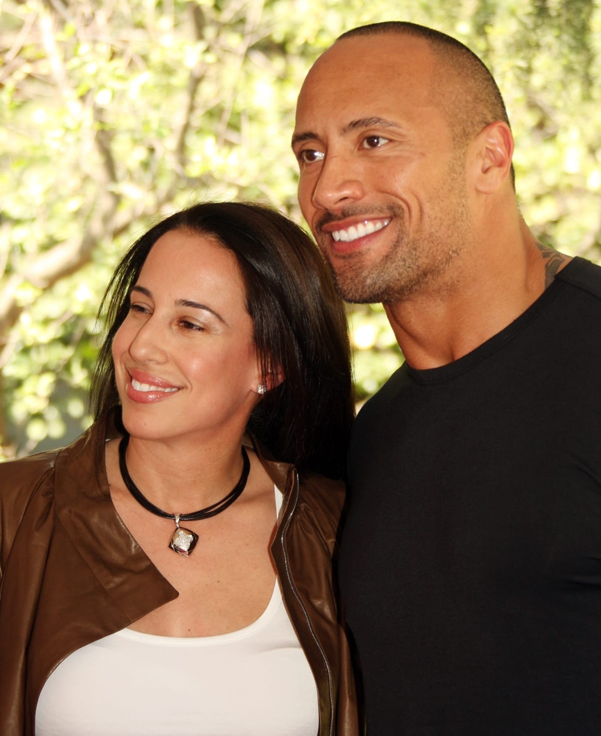 """Dwayne """"The Rock"""" Johnson married Dany Garcia on May 3, 1997, and the couple finalized their divorce in May 2008"""