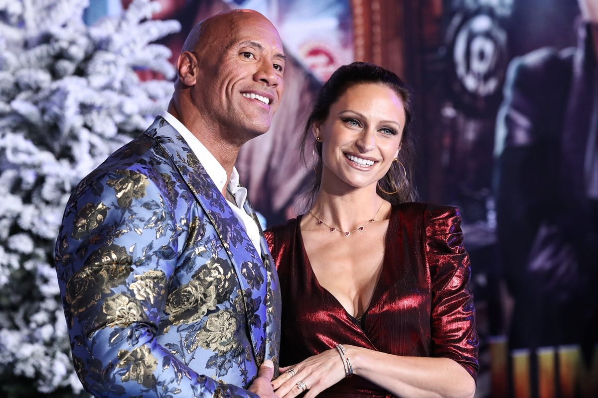 The Rock and Lauren Hashian first met in 2006 while Johnson was filming The Game Plan