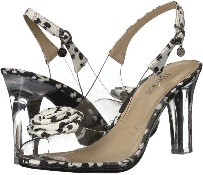 Translucent VinylJ. Renee Adoracion Heels