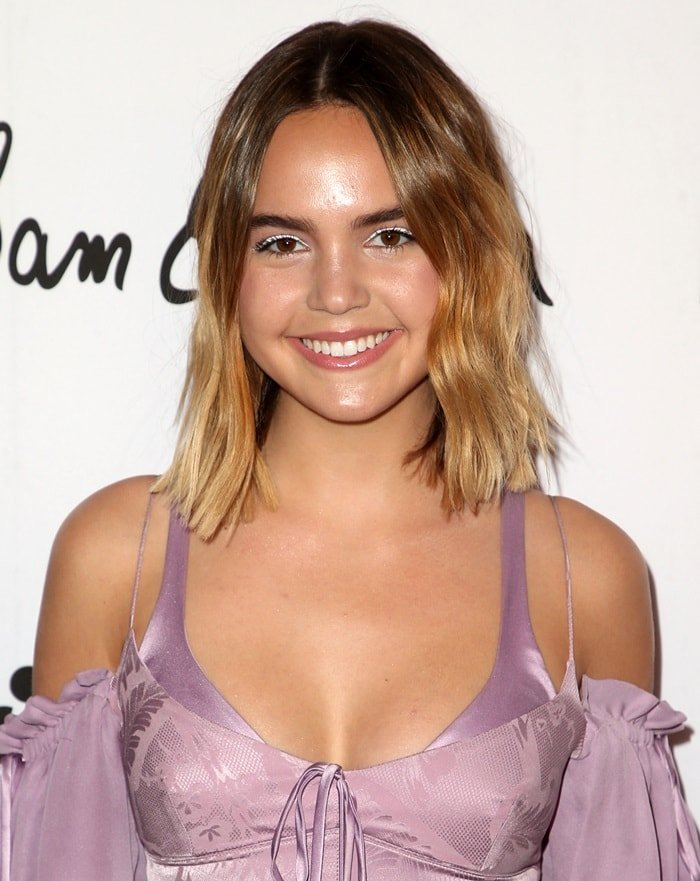 Bailee Madison at the Marie Claire Fresh Faces issue celebration in Los Angeles on April 27, 2018