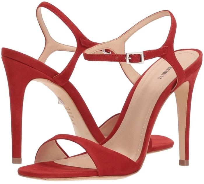 Seduce your onlookers with the sexy Schutz Jade heels