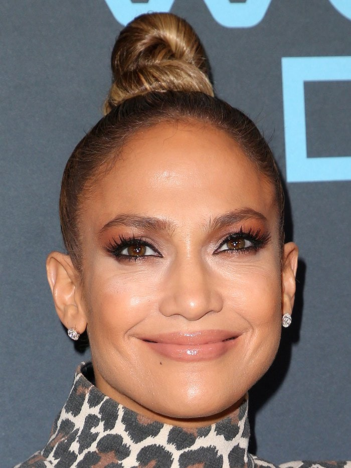 "Jennifer Lopez at the ""World of Dance"" For Your Consideration event held at the Saban Media Center in North Hollywood, California, on May 1, 2018."