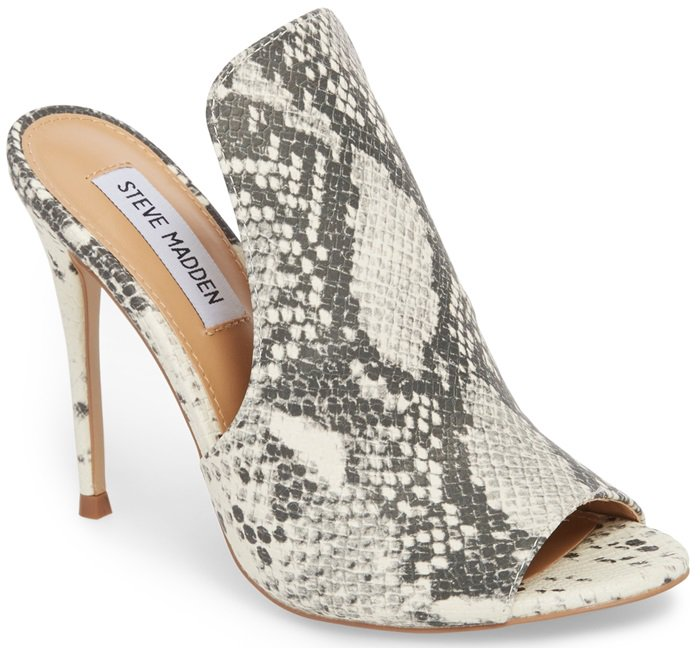 Mule-Inspired Sinful Stiletto Heels