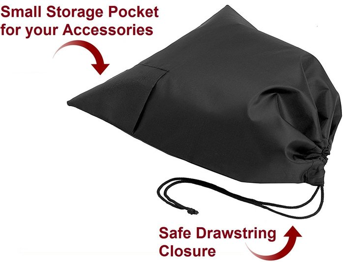 Shoe Bags With Drawstring Closure