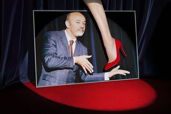 Sport the vibrant red hue that is an immediately recognizable Christian Louboutin staple, a journey back to that storied day in 1993 when the French shoe designer, unsatisfied with a design, used his assistant's red nail polish to paint the sole, creating an instant success