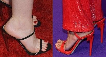 552d8ac6137 Dakota Fanning s Sexy Feet and Flawless Legs in Hot High Heels