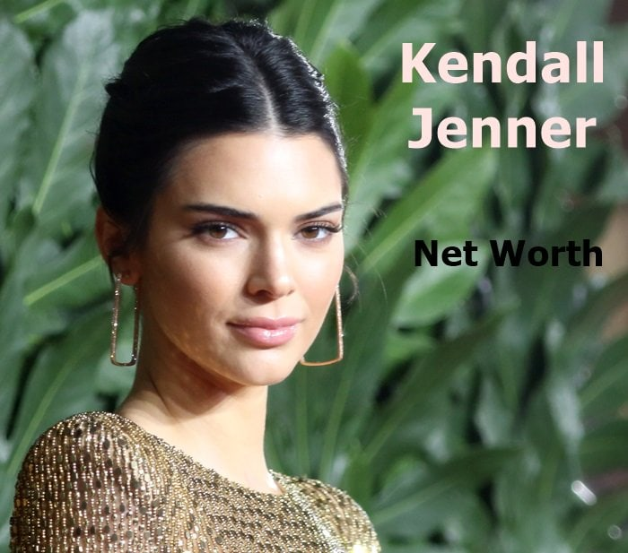 Kendall Jenner's net worth is estimated to be around $30 million