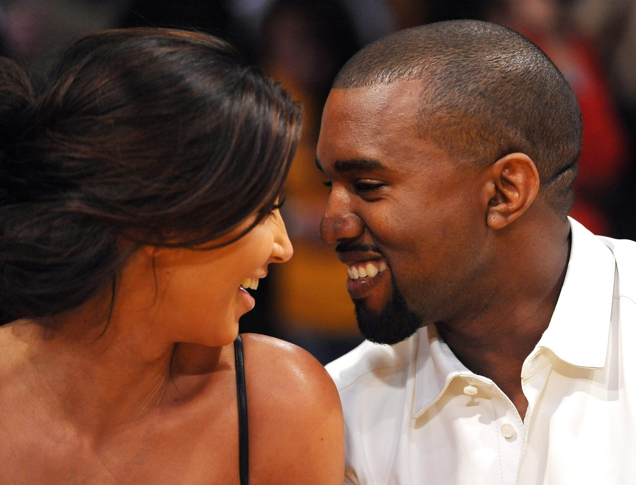 Kim Kardashian and Kanye West got engaged in 2013 and married in May of 2014