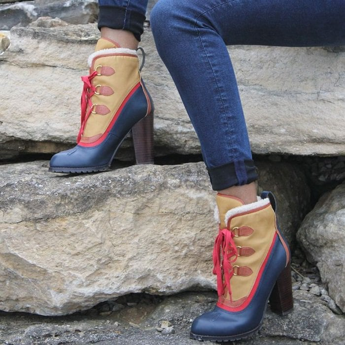 Alpine Snow Ankle Booties