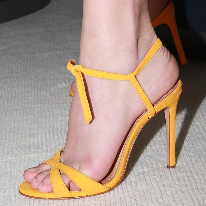 Magna Strappy Heeled Sandals