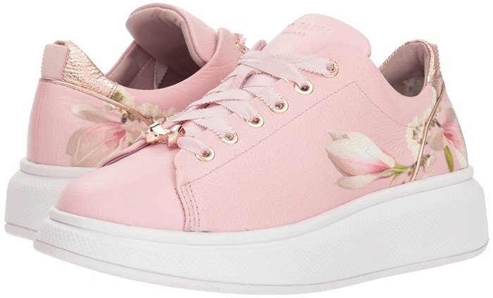 Blossom Harmony Leather Ailbe Sneakers