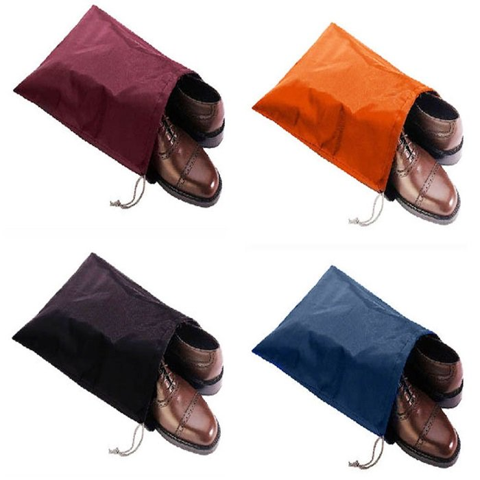 Waterproof Nylon Shoe Bags