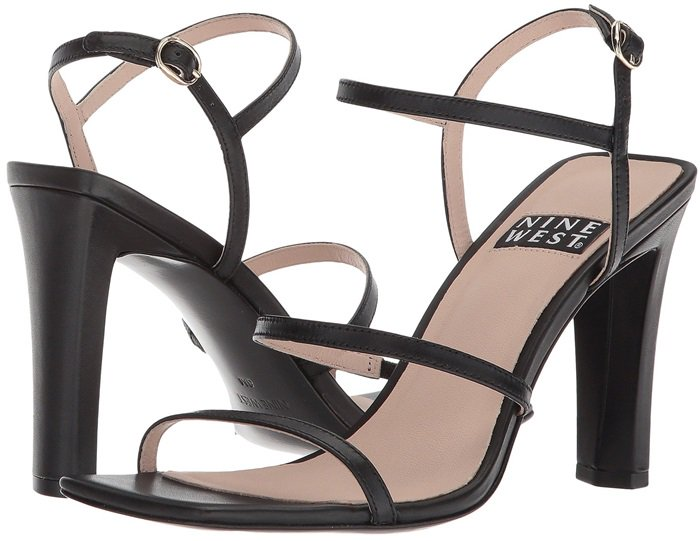Nine West 40th Anniversary Capsule Collection Gabelle Sandals