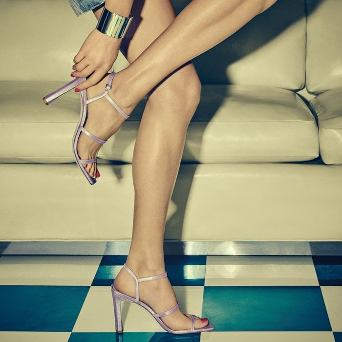 Nine West 40th Anniversary Capsule Collection 'Gabelle' Sandals