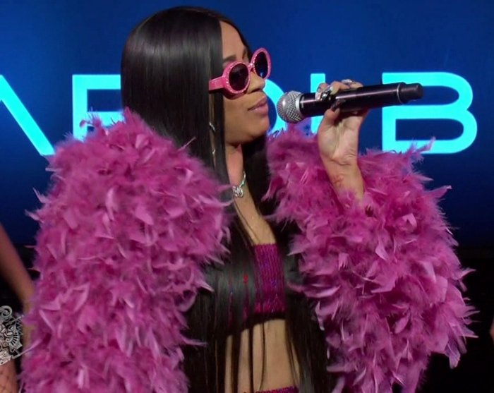 Cardi B is the daughter of a Dominican father and Trinidadian mother