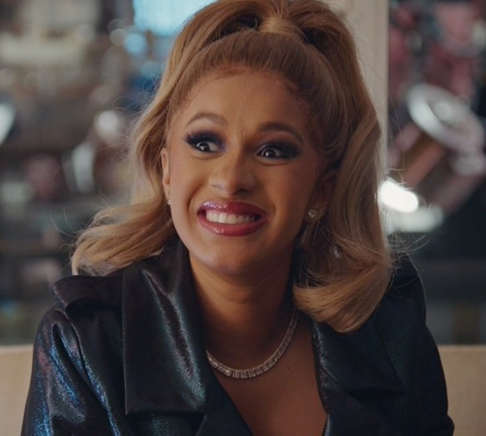 """Cardi B is frequently interviewed in Spanish and credits her grandmother with giving her """"such a thick accent"""""""