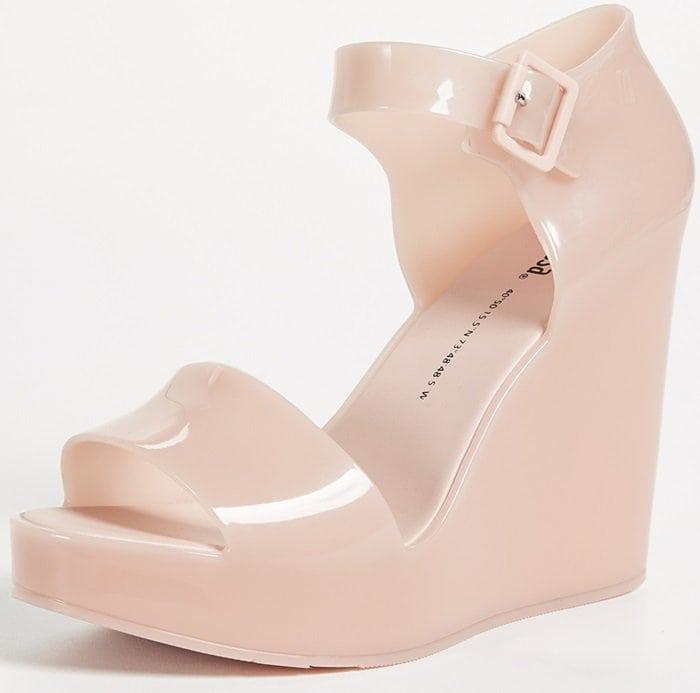 Mar Platform Wedge Sandals
