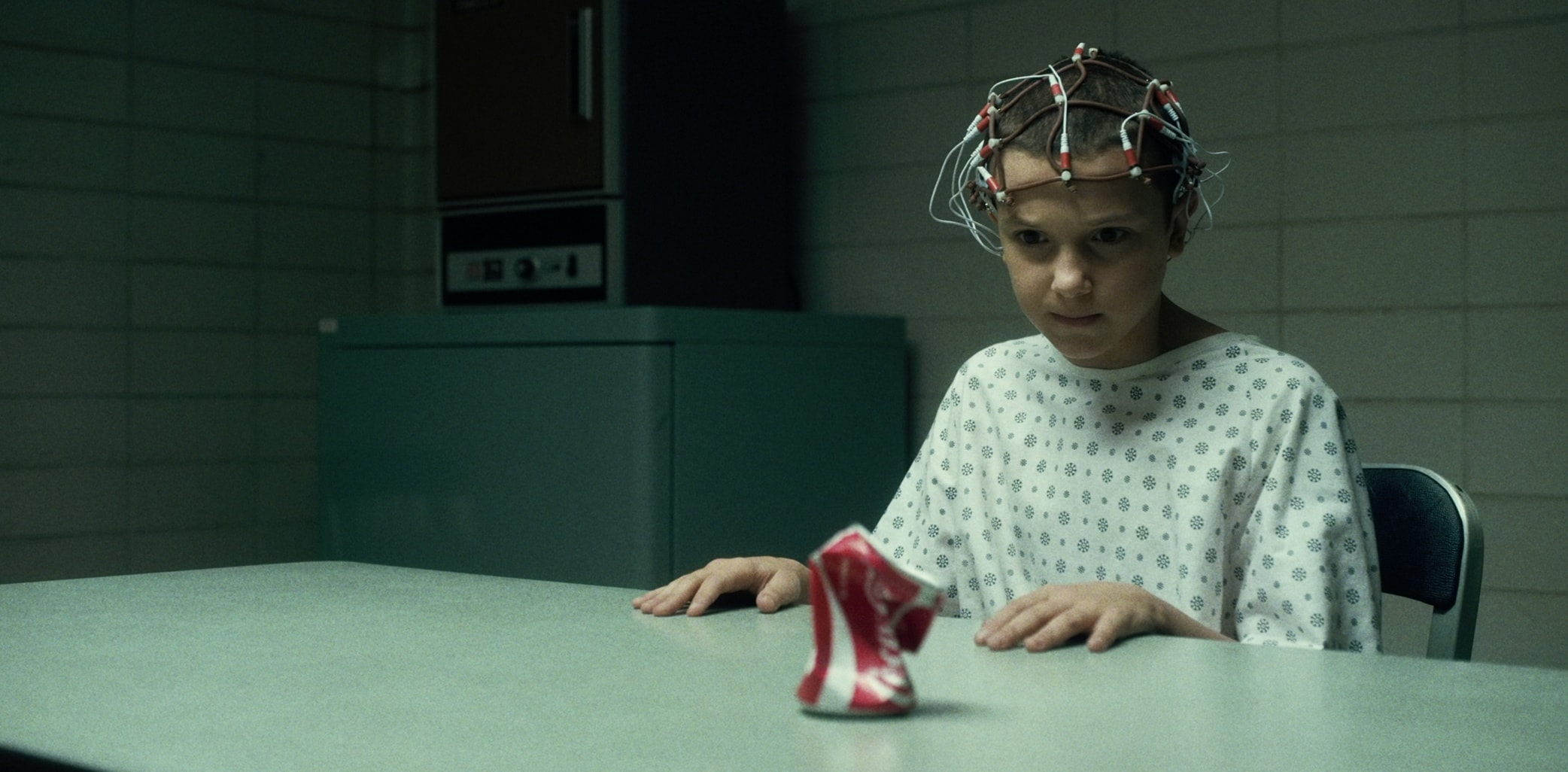 Millie Bobby Brown gained notability for her role as Eleven in the first season of Netflix science fiction series Stranger Things