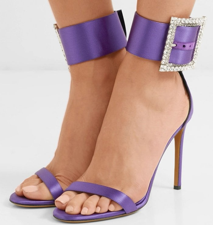 If you have a big event or party coming up, Alexandre Vauthier's 'Yasmin' sandals are the perfect choice