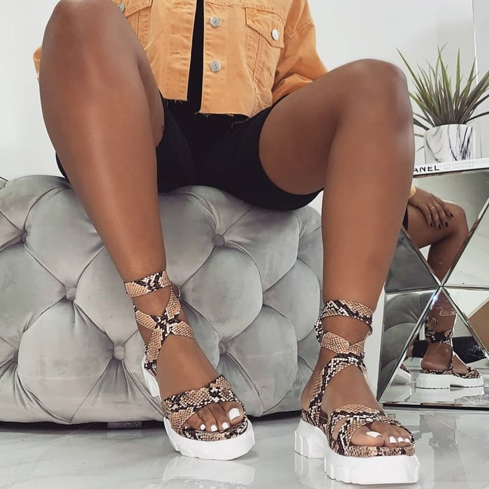 Shiloh Chunky Sandals
