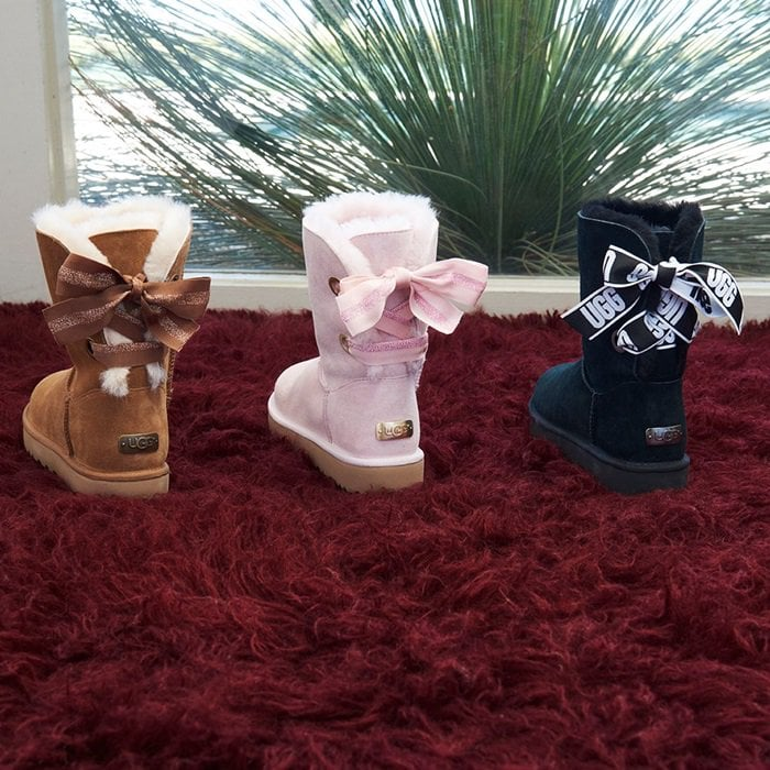47dc8074fe5 Create Your Own UGG Bailey Bow Short Boots in 5 Colors