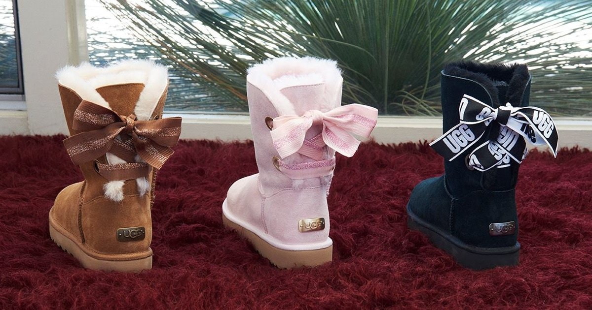 Own UGG Bailey Bow Short Boots