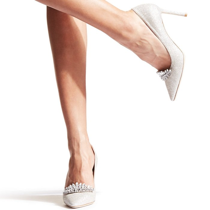 Jimmy Choo Signature Pointy-Toe Romy Pumps