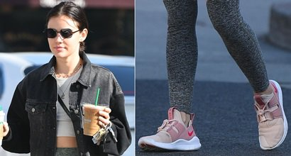 separation shoes adc9e 56137 Running Shoes Celebrities Love to Wear on the Go