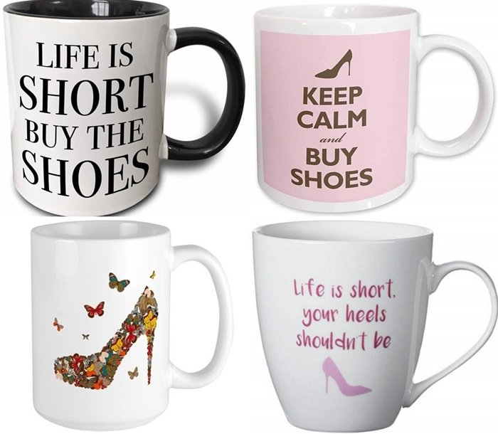 Shoe Coffee Mugs