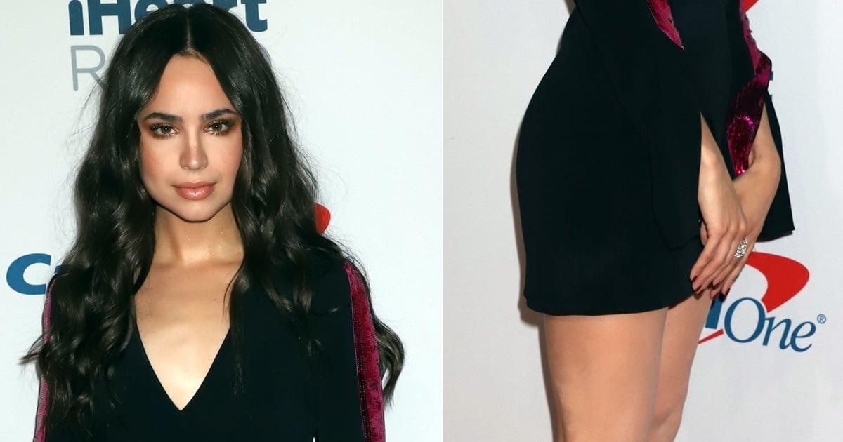 Sofia carson sexy
