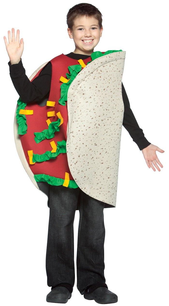 Child Halloween Taco Costume