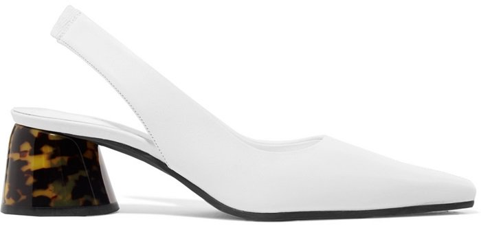 ElleryTortoiseshell Block Heels