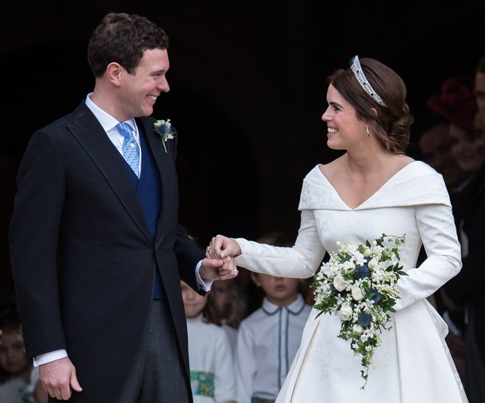 The wedding of Princess Eugenie of York and Jack Brooksbank in Windsor