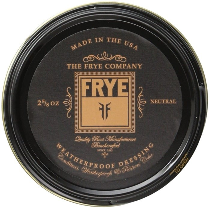 Condition and protect your favorite pair of Frye boots from the rain with the Frye Leather Conditioning Cream