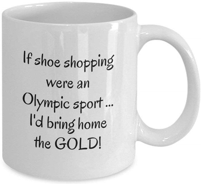 If Shoe Shopping Were an Olympic Sport