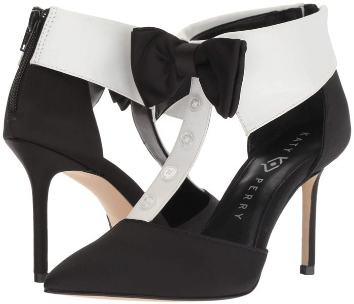 Tux-Inspired Katy Perry The Adella Pumps
