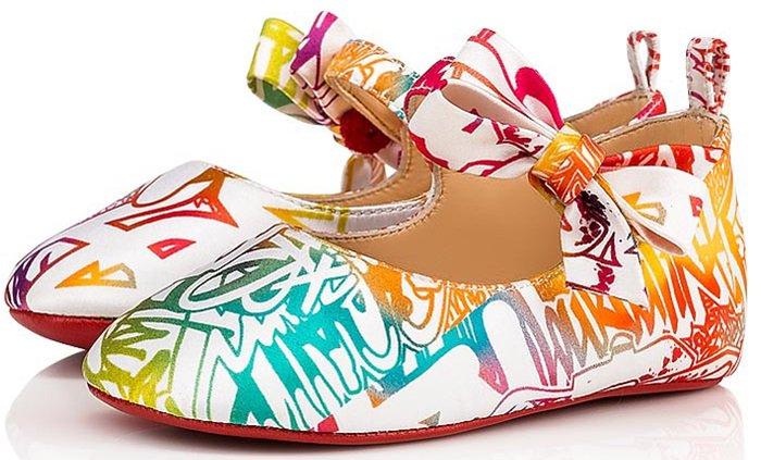 Baby Shoes Wallgraf Multi