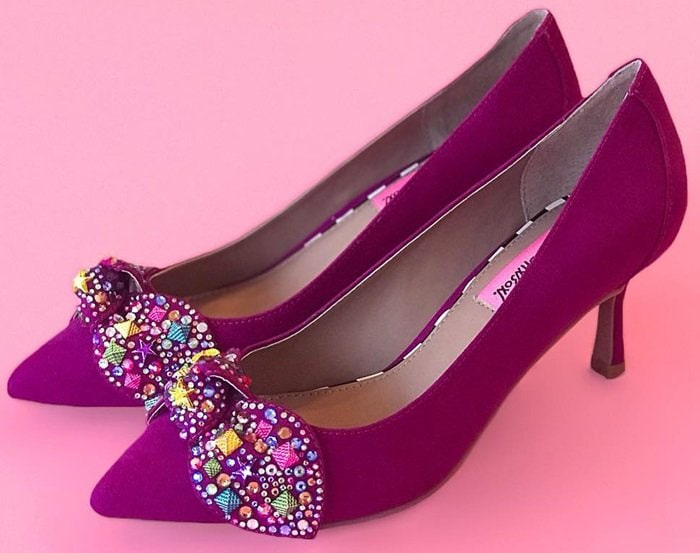 Axle Kitten-Heel Pumps
