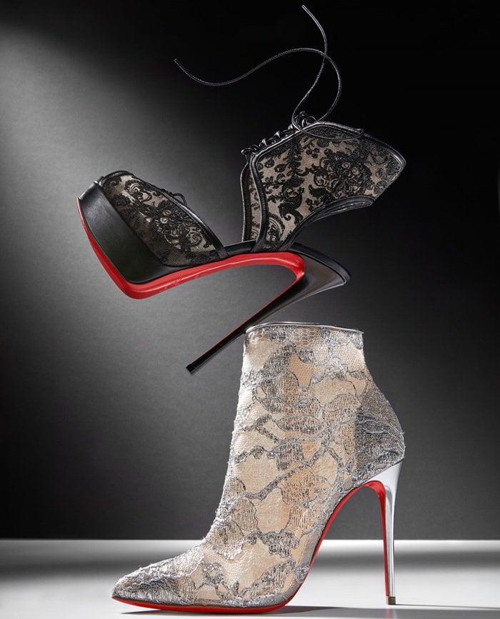 Gipsybootie and Jose Altafine by Christian Louboutin