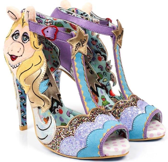 Original Diva Sparkling Miss Piggy Shoes