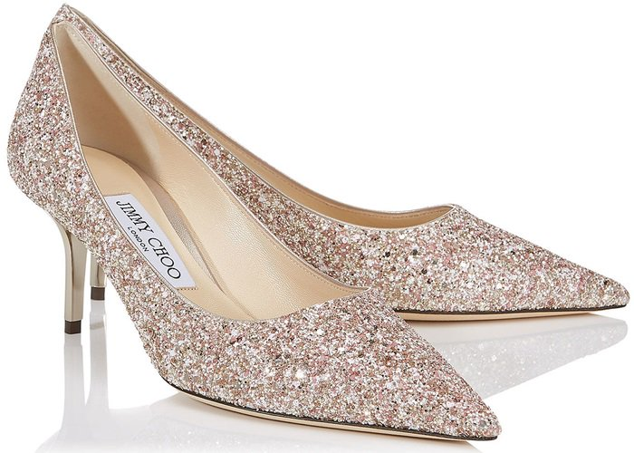 Jimmy Choo's latest design, the Love pump, will not only slot seamlessly into your timeless shoe edit but will also give a modern edge thanks to the razor-sharp pointed toe