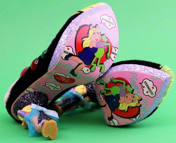 Super CoupleKermit Met Piggy Heels
