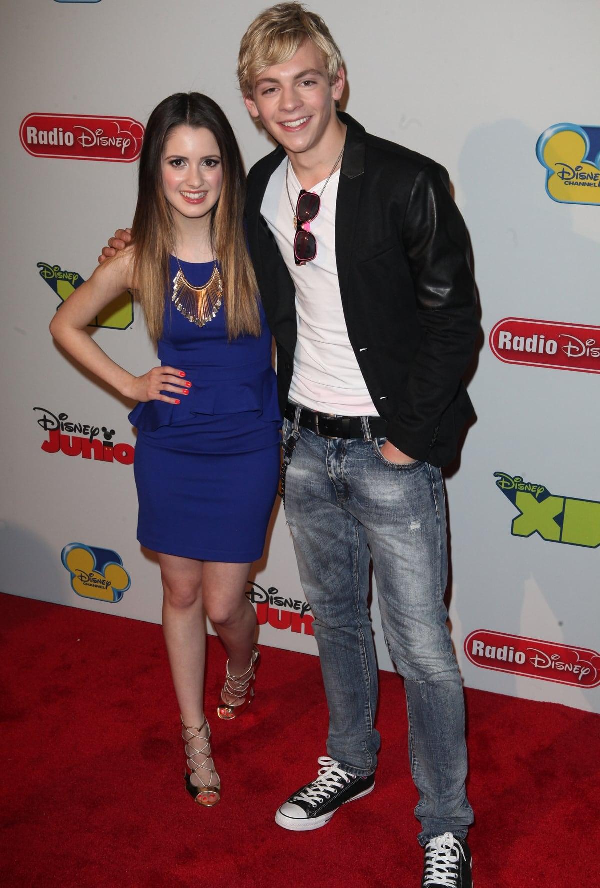 Austin Moon (Ross Lynch) married Ally Dawson (Laura Marano) in Austin & Ally