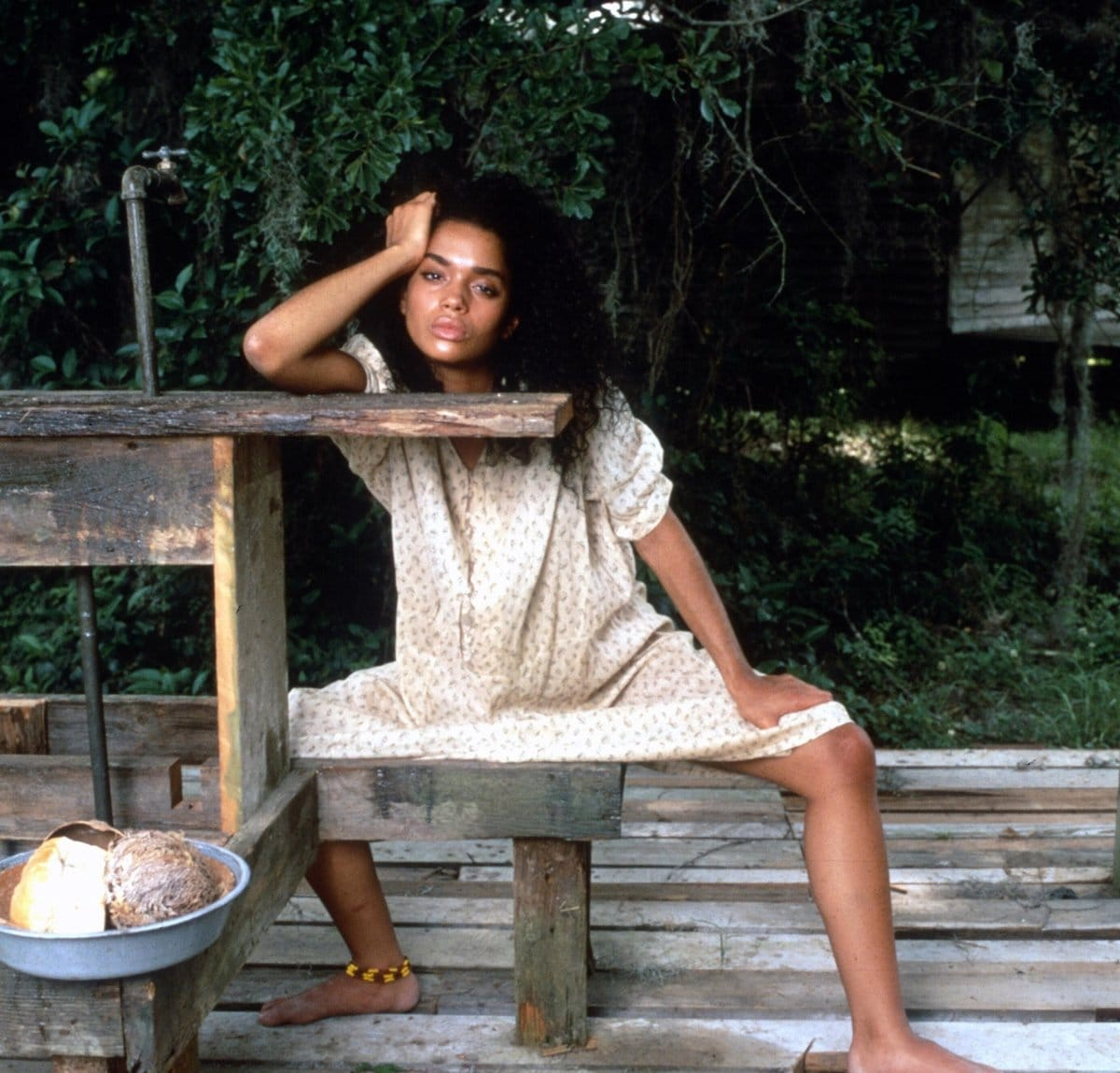 Lisa Bonet was 19 when she played 17-year-old Epiphany Proudfoot in the 1987 American neo-noir psychological horror film Angel Heart