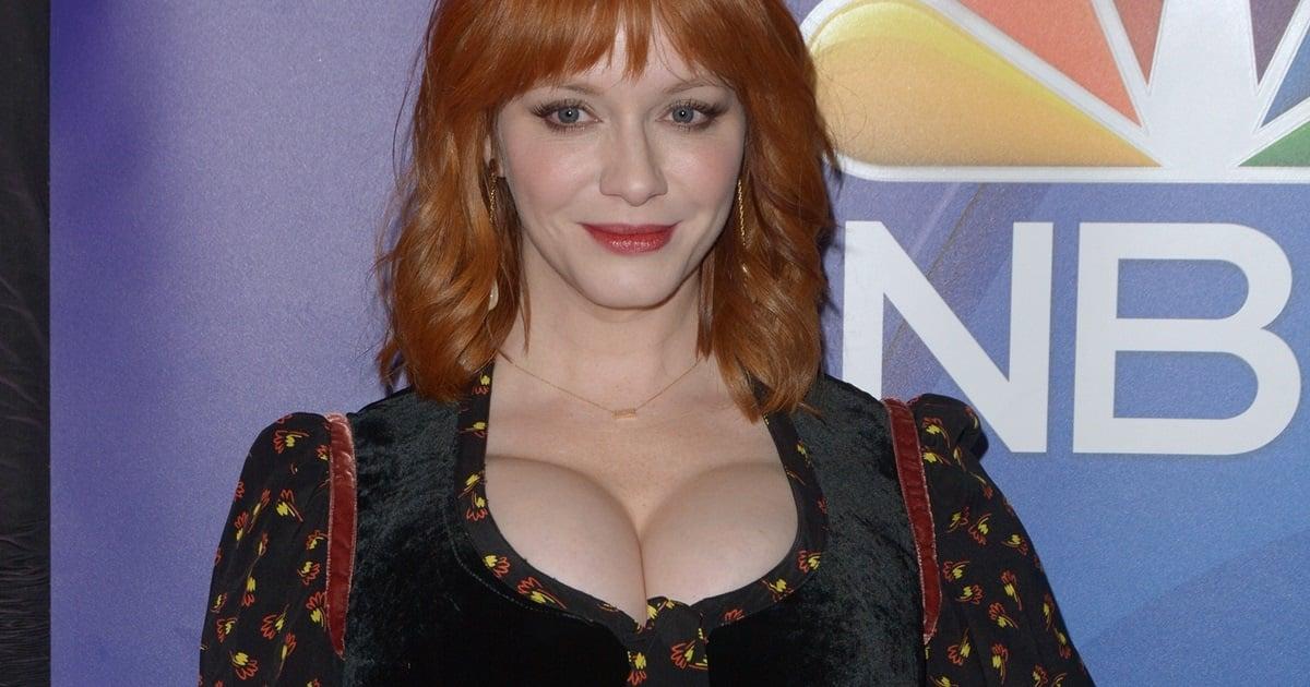 big breast sex christina hendricks