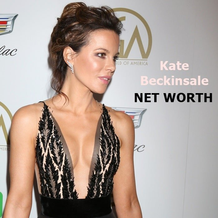 Kate Beckinsale's net worth is $16 million